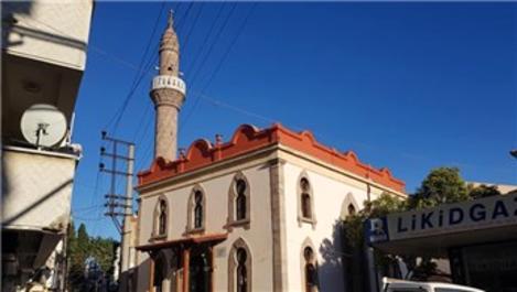 Edremit'te 169 yıllık caminin restorasyonu tamamlandı