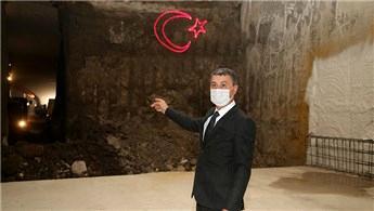 Konya Yolu Tüneli'nde sona yaklaşıldı