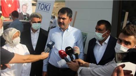 'Malatya ve Elazığ'da 5 bin köy konutu inşa ediyoruz'