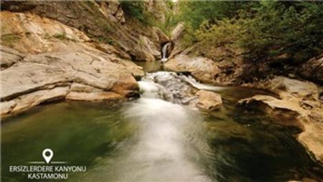 Ersizlerdere, Tabiat Parkı olarak ilan edildi