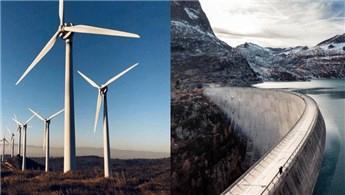 Elektrik gücü kapasitesi son 20 yılda 3 kat arttı
