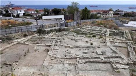 Beylikdüzü'nde tarihi bir kanal kalıntısına rastlandı