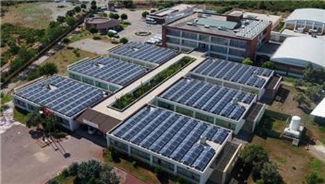 Güneş enerji sistemiyle 80 bin TL ek gelir sağlandı