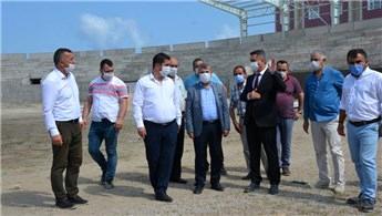 """""""Sinop'un gelecek 50 yılı için bir stat inşa ediliyor"""""""