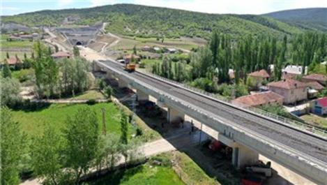 Ankara-Sivas YHT hattında son aşamaya gelindi!