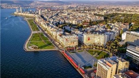 İzmir'de konut satışları yüzde 85 arttı