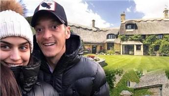 Mesut Özil yeni evine servet ödeyecek!
