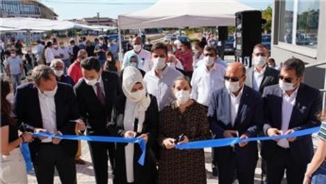 Kale'nin Çanakkale Bayisi Özkorkmaz'ın yeni mağazası açıldı