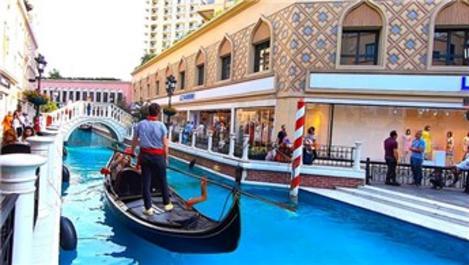 Balkan ülkelerin turistleri Venezia Mega'yı tercih etti