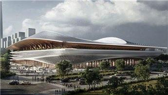 Çin Uluslararası Futbol Merkezi'nde Zaha Hadid Architects imzası