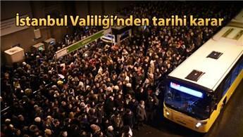 İstanbul'da yeni mesai saatleri nasıl olacak?
