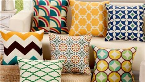 İşte en çok tercih edilen dekoratif yastık modelleri!