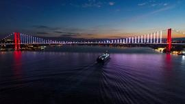 İstanbul'da gün doğumundan muhteşem manzaralar!