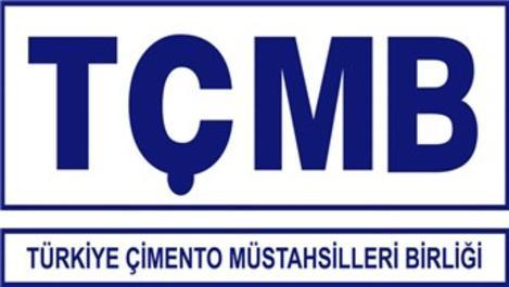 TÇMB, çimento sektörünün son durumunu değerlendirdi!