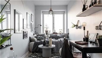 Küçük oda dekorasyonu nasıl yapılmalı?