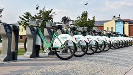 Elektrikli paylaşımlı araçlar şehirlerde yaygınlaşıyor