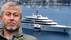 Chelsea'nin patronu Abramoviç lüks yatıyla Bodrum'da