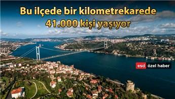 İstanbul nüfus yoğunluğu tablosu güncel durum!
