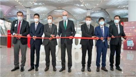 İstanbul Havalimanı, Çin Dostu Havalimanı seçildi!