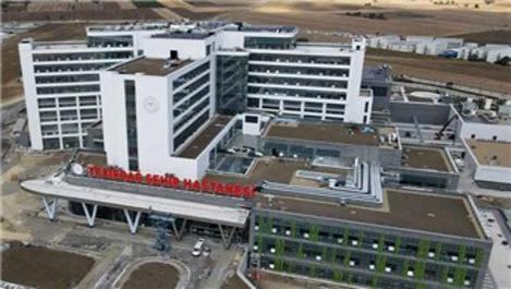 Tekirdağ Şehir Hastanesi açılıyor!