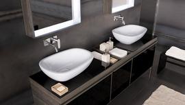 Geberit Citterio ile banyolarda tüm gün temizlik hissi!