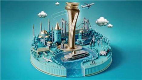 İstanbul Havalimanı görsel tasarımlarında eşsiz manzaralar!