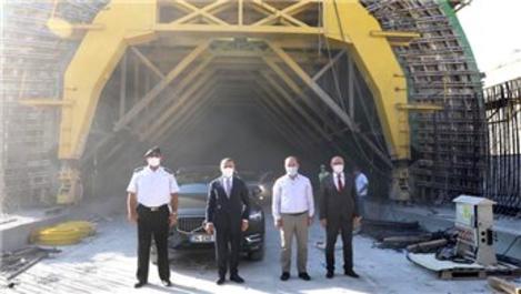 Halkalı-Kapıkule Demiryolu projesinde Covid-19 kontrolü!