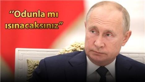 Rusya Devlet Başkanı Putin'den nükleer santral tepkisi!
