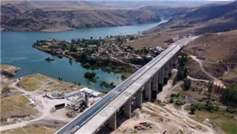 Sarıkamış-Horasan Yolu 750 milyon TL'ye mal olacak