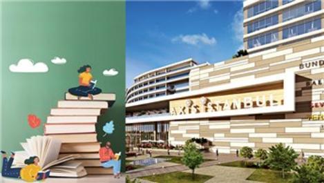 Axis İstanbul AVM'de 'Kitap Günleri' başladı