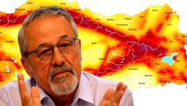 Naci Görür ''Büyük İstanbul depremini öne çekebilir''