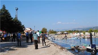 Eğirdir Limanı 2 milyonluk yatırımla yeniden yapılıyor