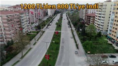 Öğrenciler Eskişehir'i terk etti, kiralar sert düştü