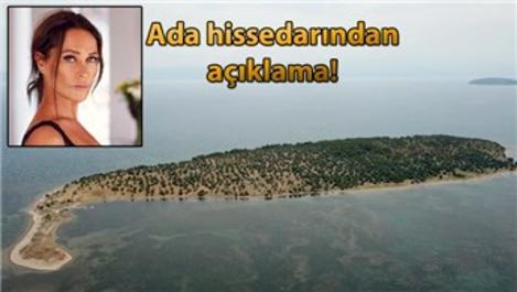 Hülya Avşar'ın ada satın aldığı haberi yalanlandı