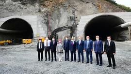 Zigana Tüneli, 2022'nin son çeyreğinde hizmete girecek