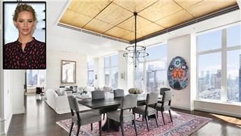 Jennifer Lawrence New York'taki evini 9.9 milyon dolara sattı!