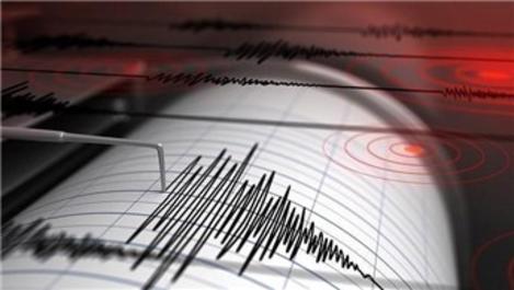 Konya, 4 büyüklüğünde depremle sallandı