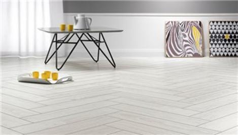 Evinizi dekore etmeye zeminden başlayın!