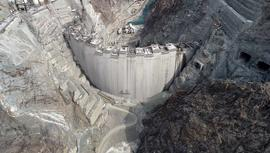 Yusufeli Barajı'nda son 40 metre!