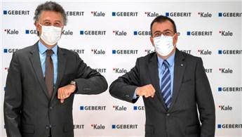 Kale ve Geberit'ten güçlü iş birliği!