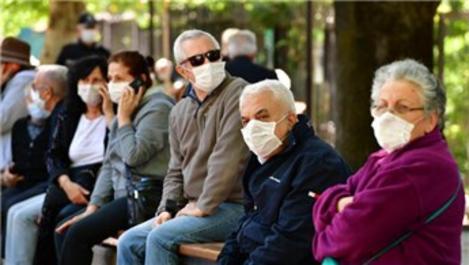 İstanbul'un yaşlı nüfusu 61 ilin genel nüfusunu geçti