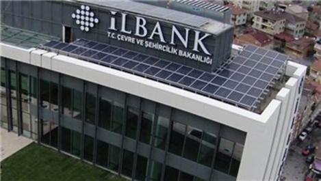 İLBANK'tan yerel yönetimlere 2,5 milyar TL'lik çevre desteği