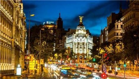 İspanya'da, Kovid-19 salgını turist sayısını düşürdü