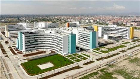 Konya Şehir Hastanesi açıldı!