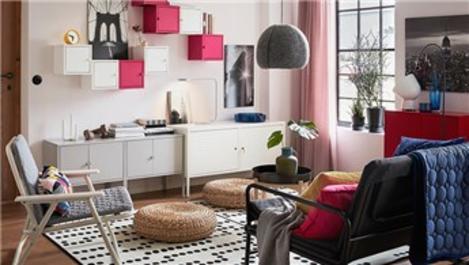 Küçük evler için dekorasyon fikirleri