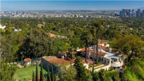 LeBron James, Beverly Hills'te malikane satın aldı!