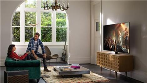 Samsung QLED 4K ile gerçekçi görüntüler evinizde!
