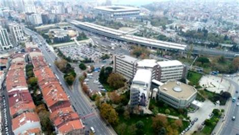 Kadıköy Belediyesi'nin binası yıkılıyor!