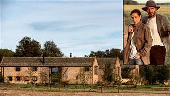 David Beckham evine yapay gölet yaptırıyor