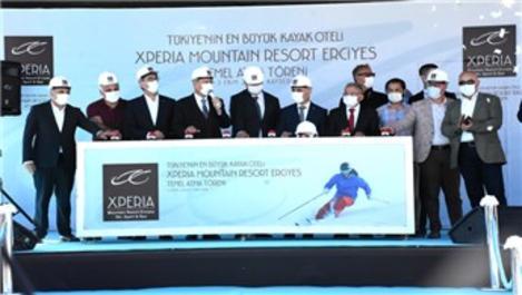 Xperia Mountain Resort Erciyes Hotel açıldı!